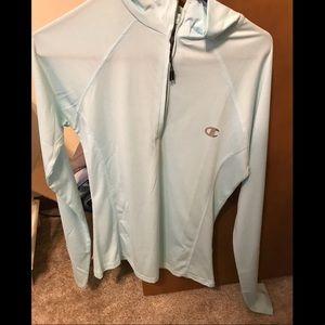 Champion quarter zip pullover
